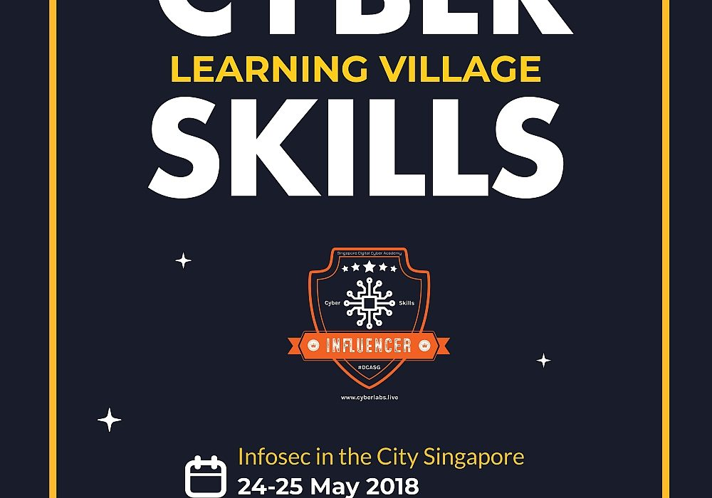 Cyber Skills Learning Village by our partner