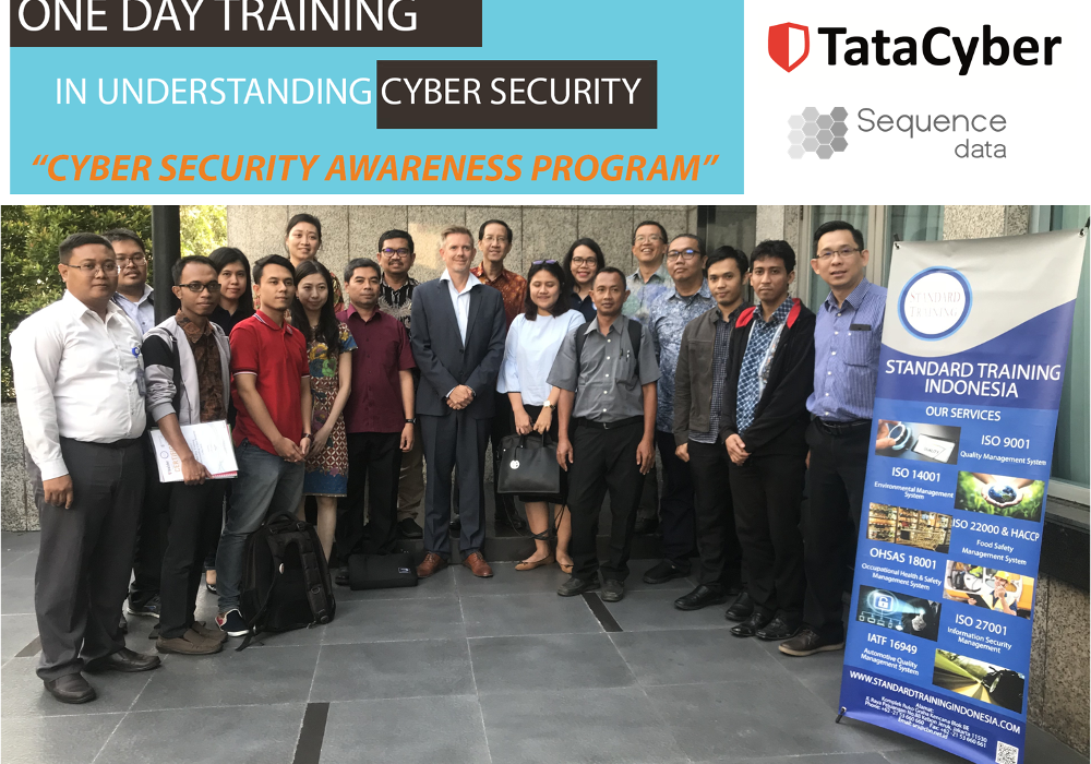One Day Training – Understanding Cyber Security – 08 May 2018